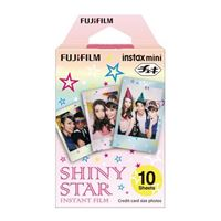 INSTAX MINI SHINY STAR FILM PK OF 10EXP