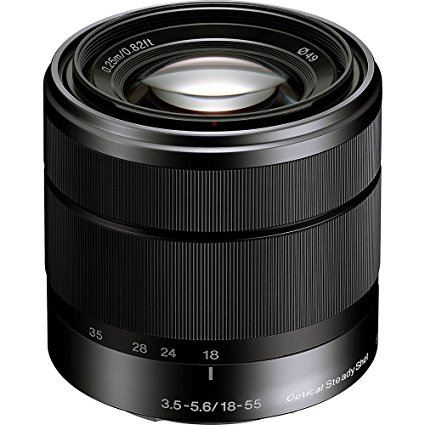 Sony E 18-55mm F3.5-5.6 OSS - SEL1855.AE