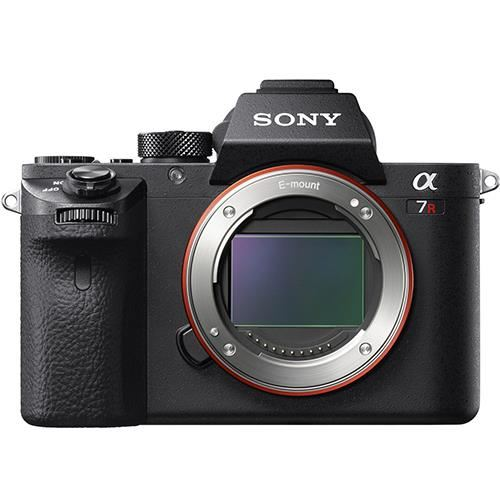 Sony Alpha 7R MKII Body Only front