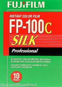 Fuji FP100C SILK PASSPORT FILM WITH FREE WALLETS