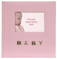 Baby Gingham Pink Q9306337