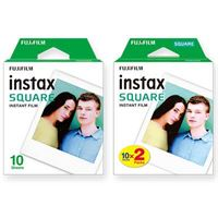 twin film square pack 20 shots