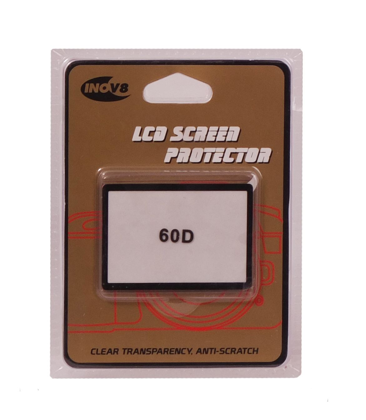 Pro Glass Screen Protector - 60D