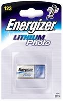 Energizer Photo CR123A