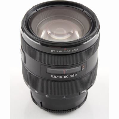 Sony 16-50mm F2.8 DT SSM Lens
