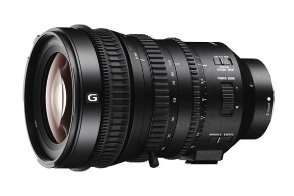 Sony E PZ 18-110mm F4 G OSS - SELP28110G.SYX