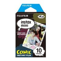 INSTAX MINI COMIC STRIP FILM PK OF 10EXP