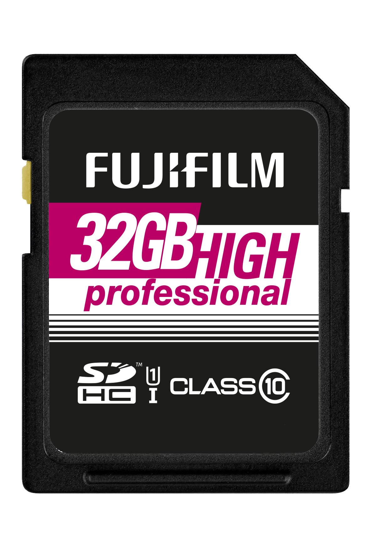 SDHC 32GB UHS-I High Prof C10