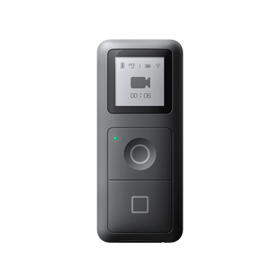 GPS Smart Remote - FrontView - Transparent