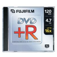 Fuji DVD+R X 50 SPINDLE (4.7GB 16X)