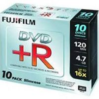 Fuji DVD+R VIDEO BOX X 5 PACK (4.7GB 16X) -